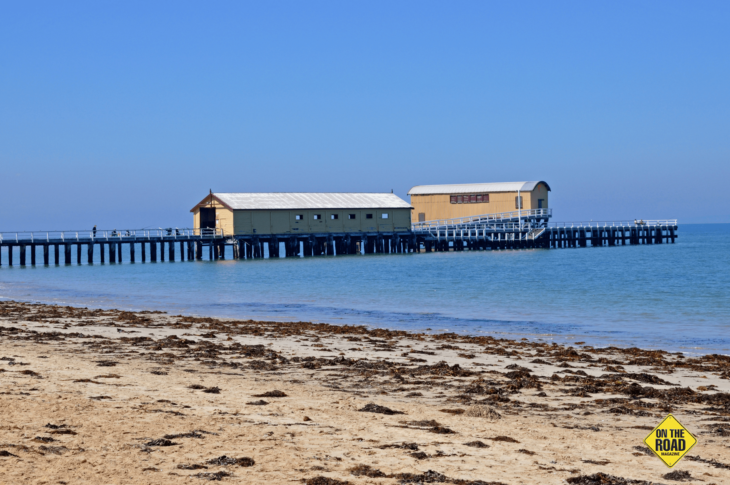 Former Steamer Wharf and Lifeboat station