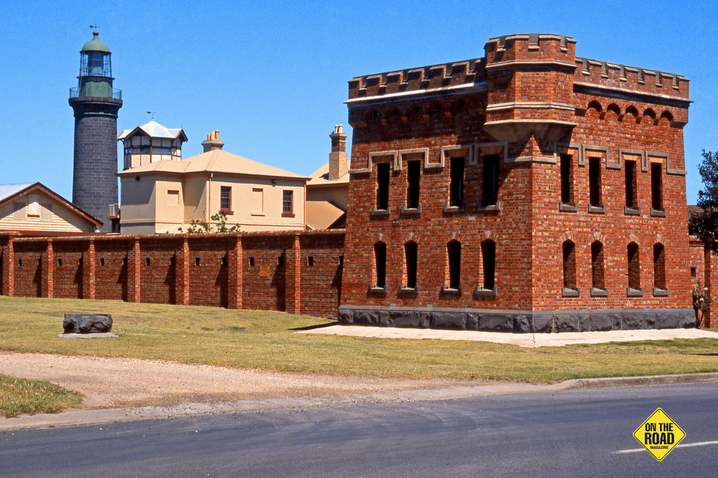 Fort Queenscliff - The Keep