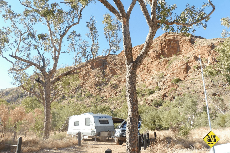 Spacious camping at Trephina