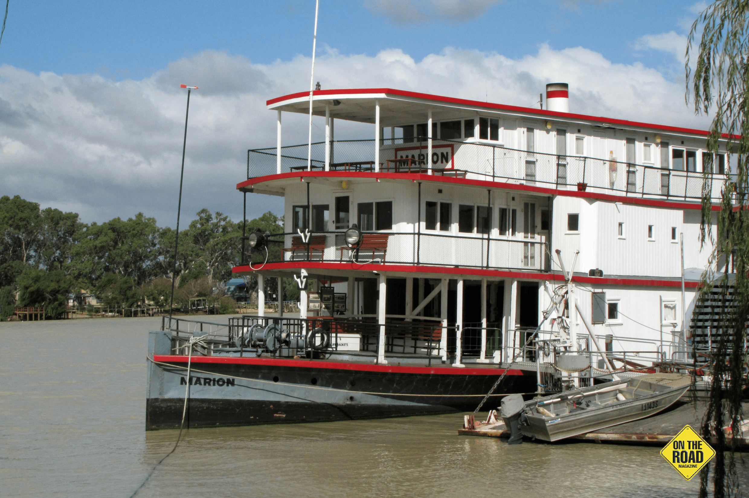 Explore the proud old paddle steamer P.S. Marion at the Mannum Dock Museum, which adjoins Mannum visitor information centre in South Australia.