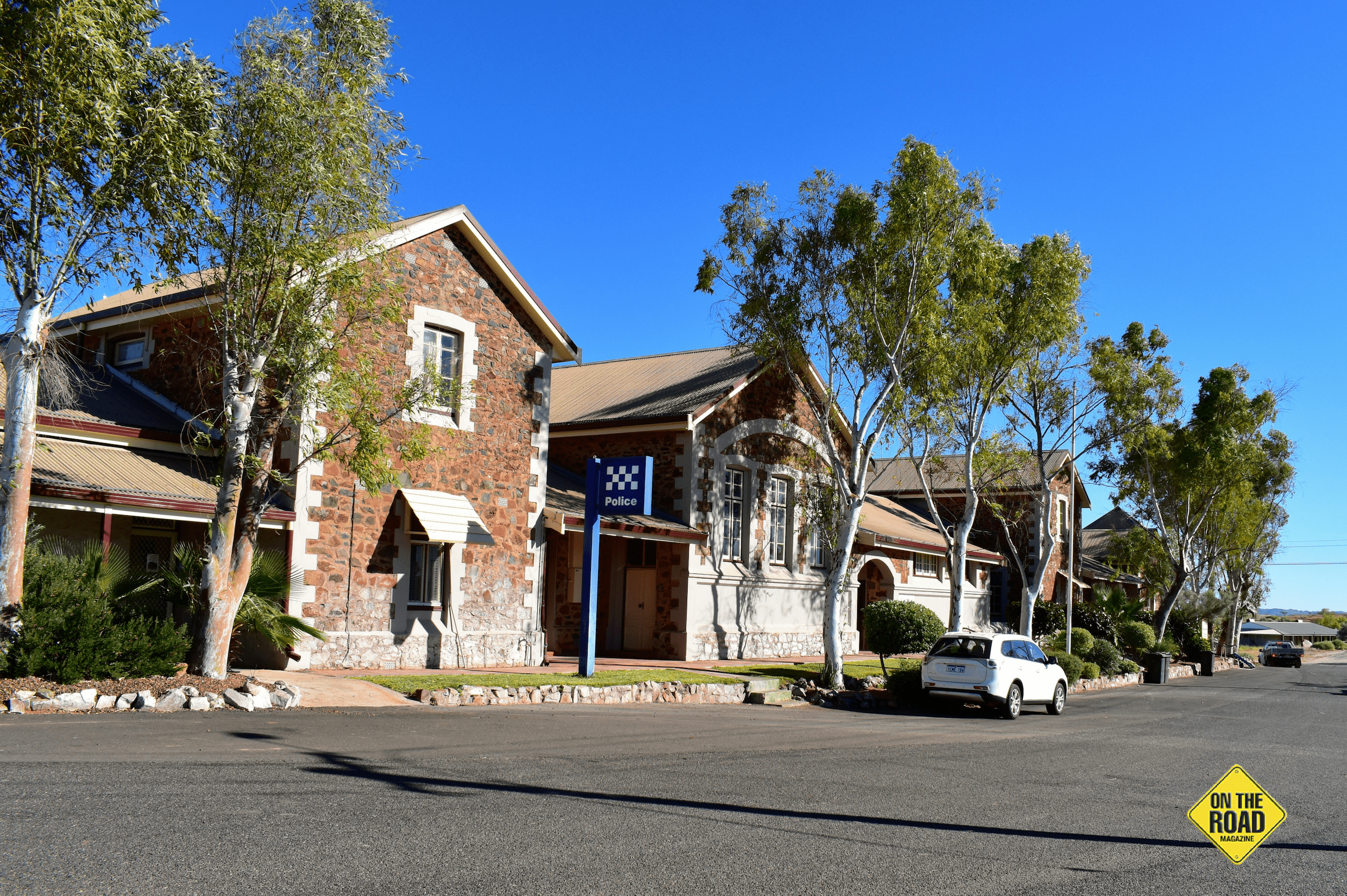 Marble Bar's oldest operational Police Station in Western Australia