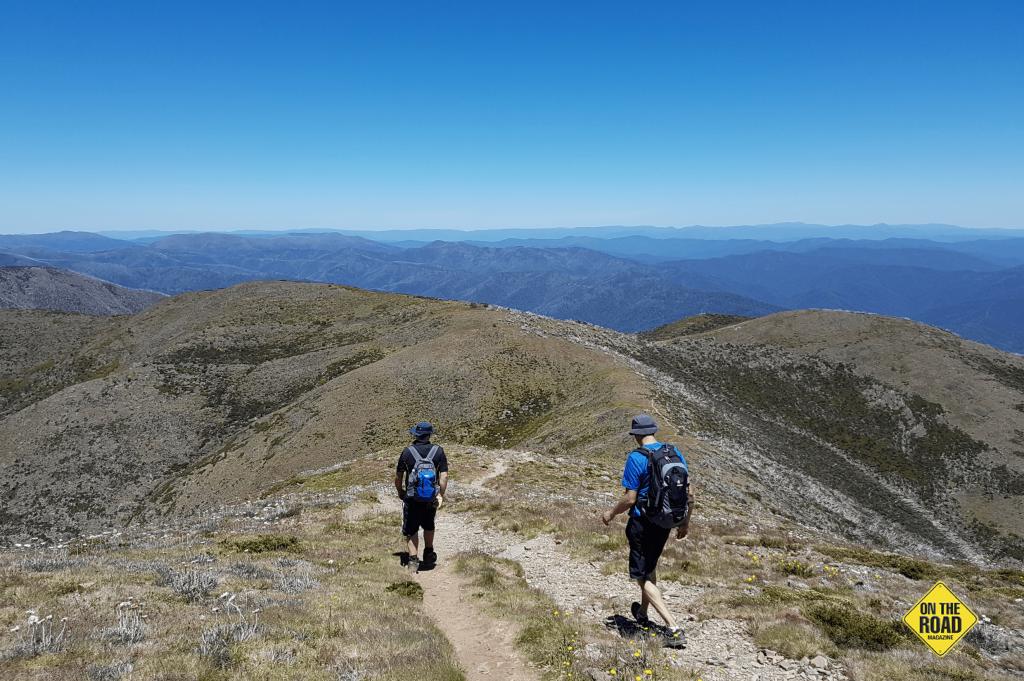 Mt Feathertop via Razorback Ridge-