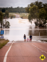 Severe flooding can occur at any time, interrupting travel plans