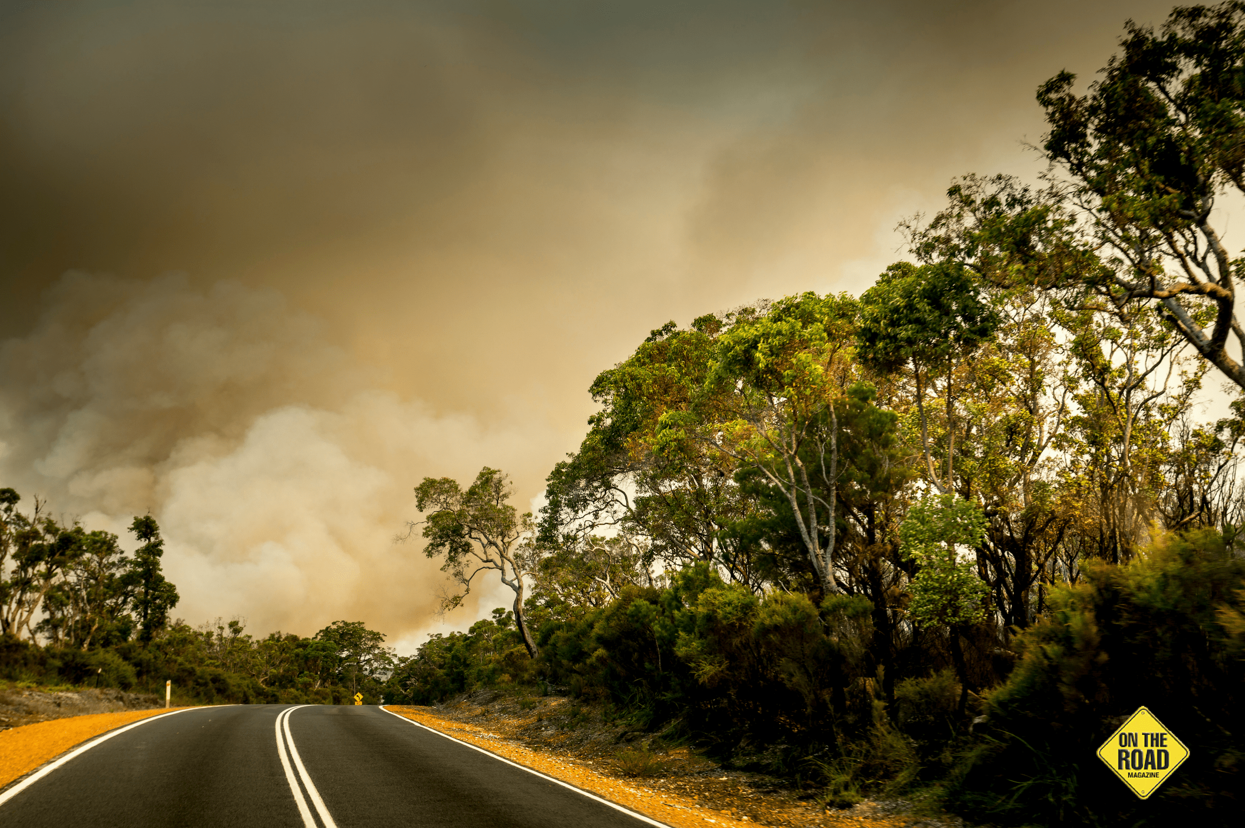 Watch the weather and be aware of fire bans