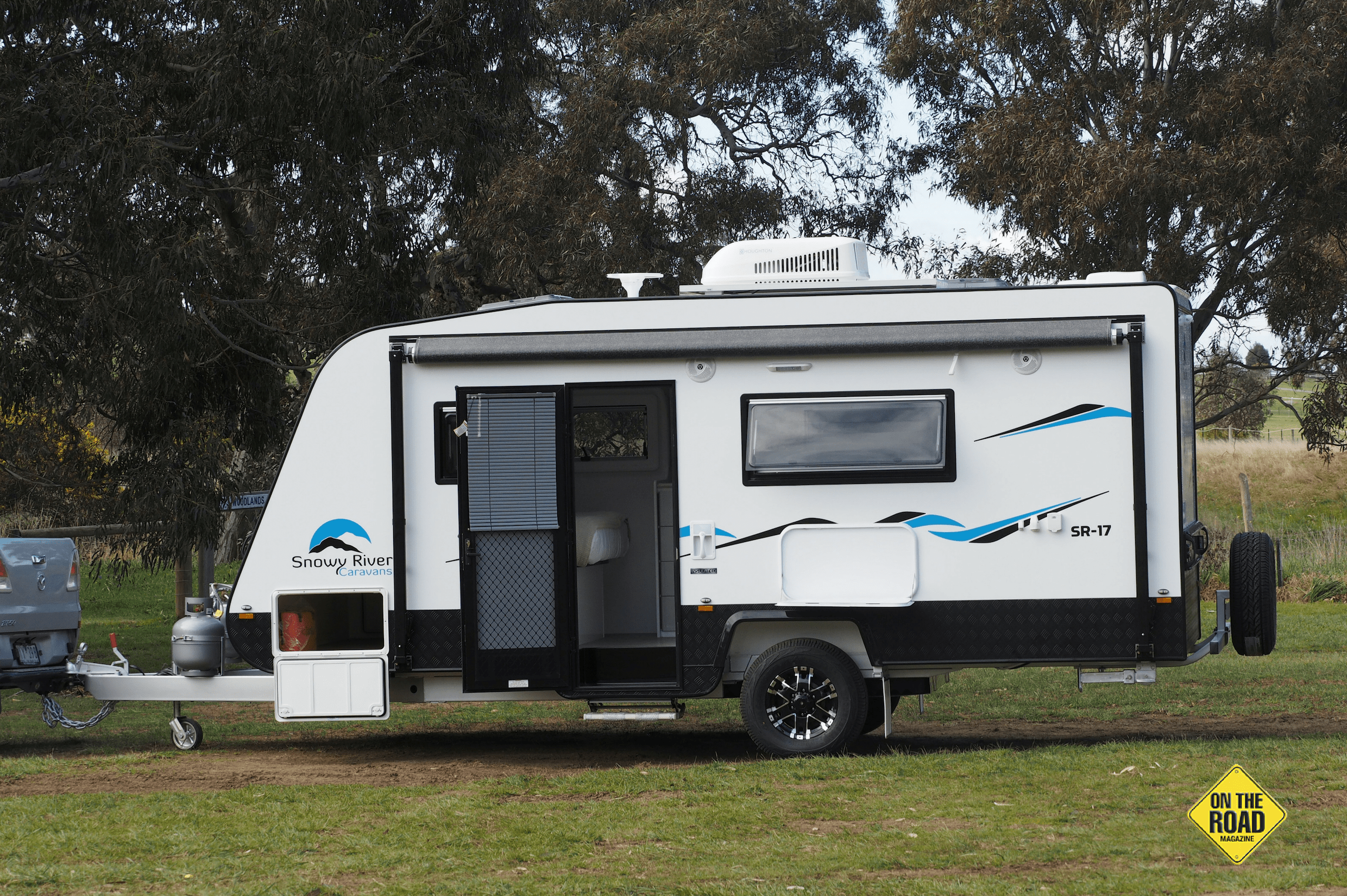 When you want a caravan with the lot, but your budget is being stretched, Snowy River Caravans are worth a look