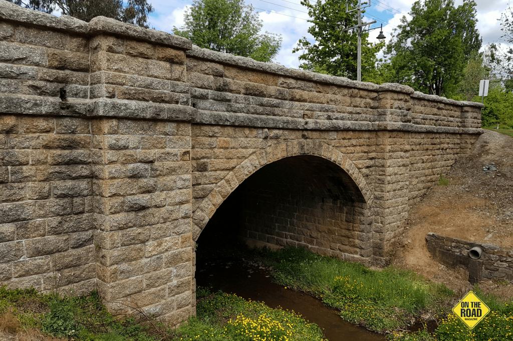 Yackandandah bridge