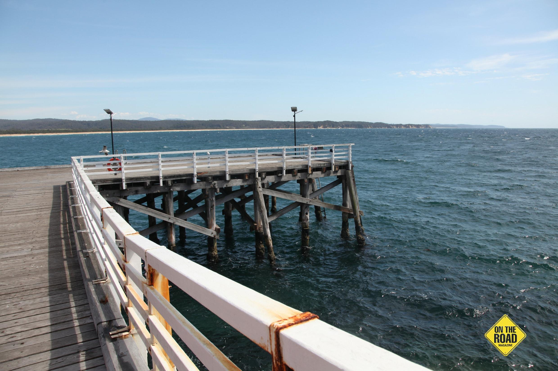 Beautiful wharf