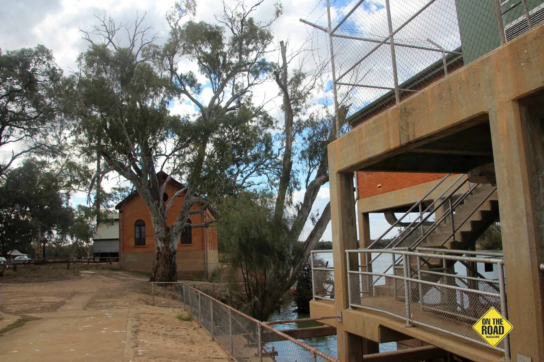 camping facilities at Kings Billabong campsite