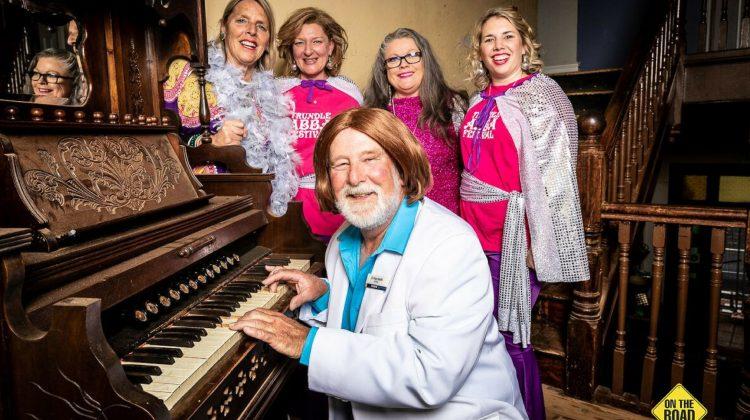 The 2019 Trundle Abba Festival