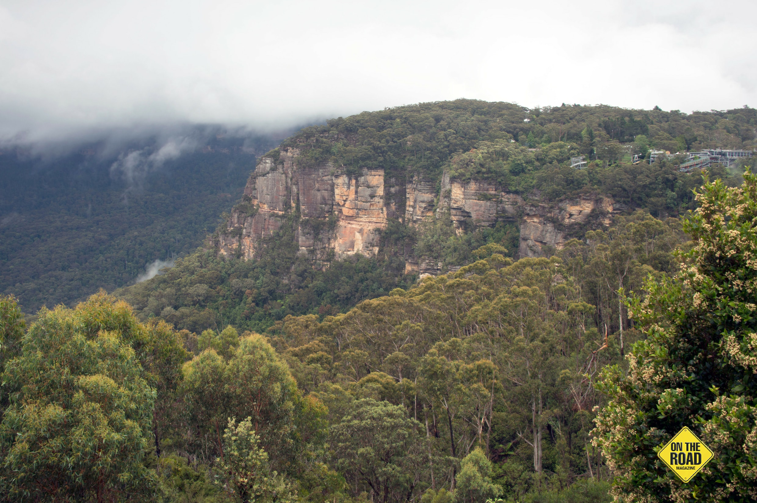 A misty gem in the Blue Mountains