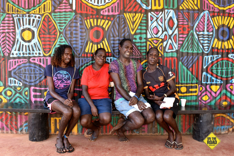 Tiwi Design artists