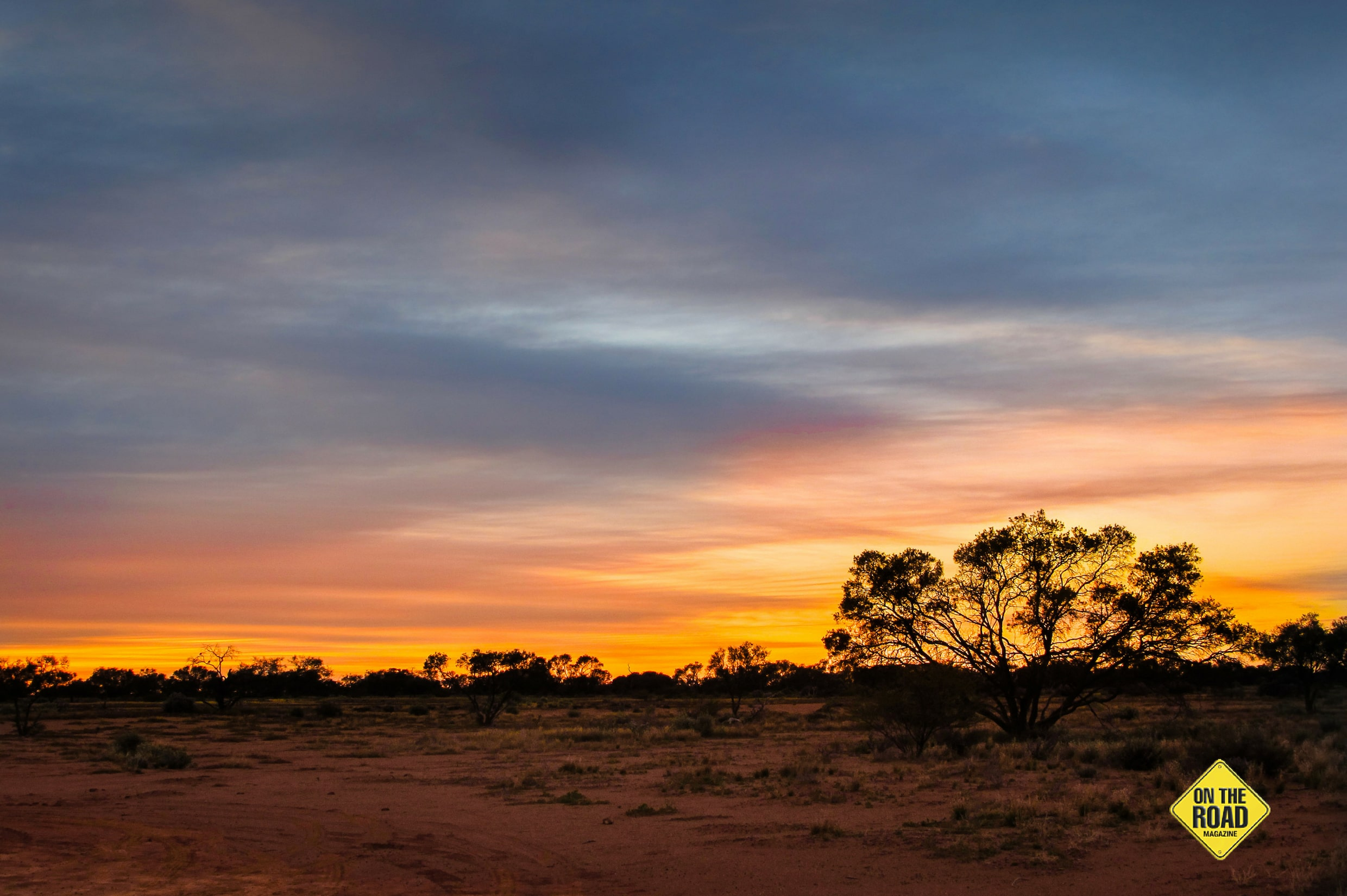 Wooleen sunrise