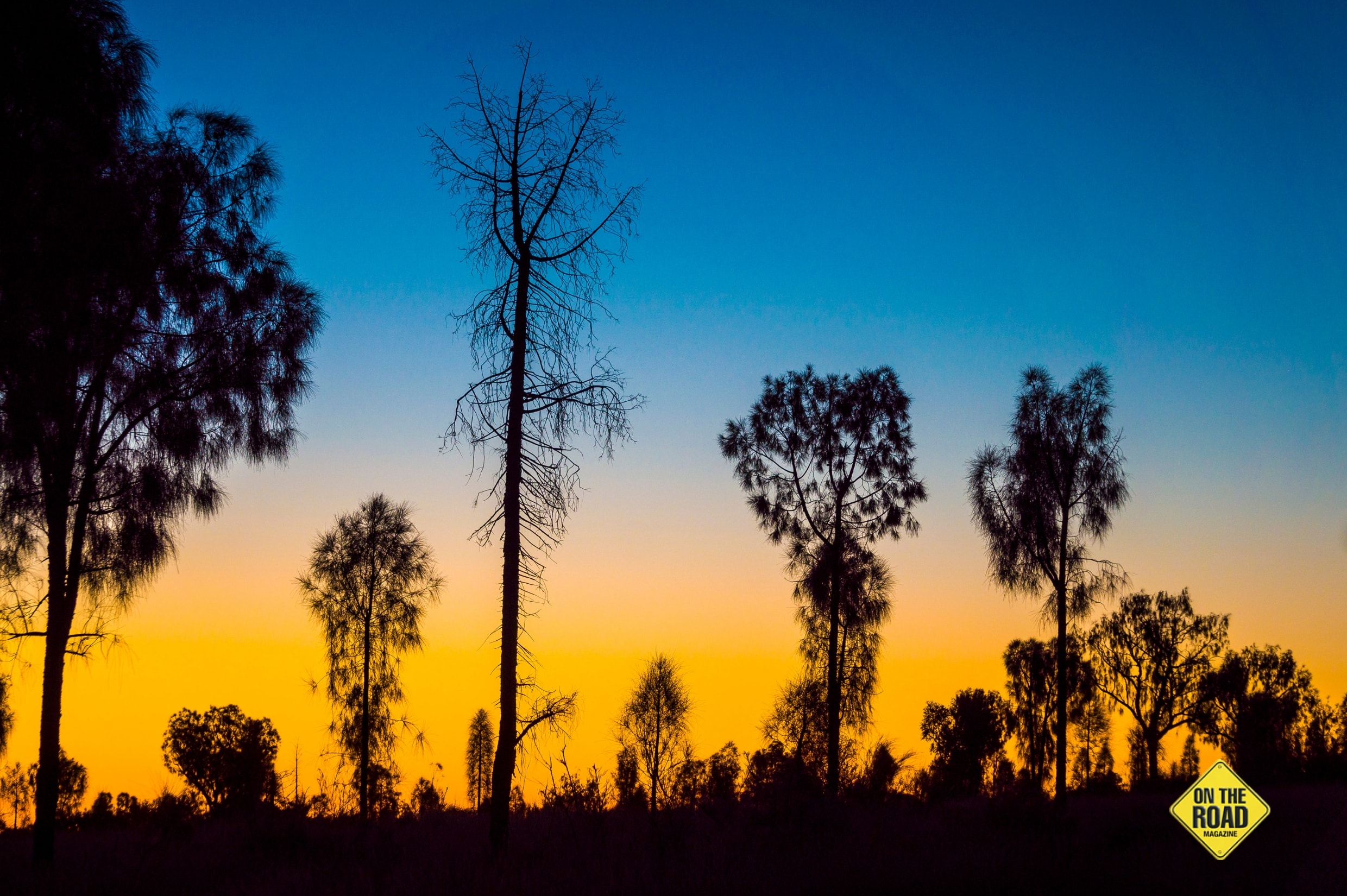 Red Centre sunsets make photographers out of every traveller