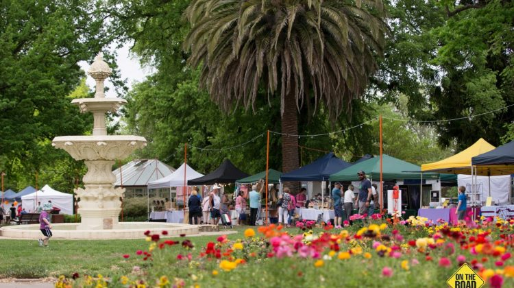 Spring Event Series Set To Bloom