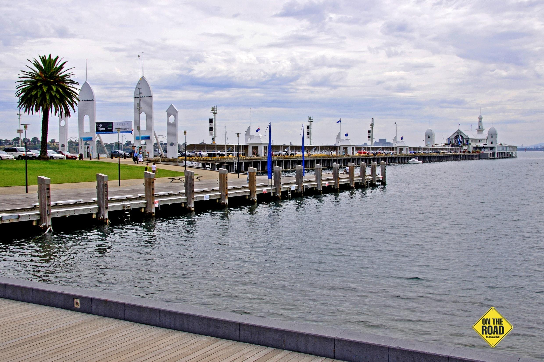Geelong VIC- Cunningham Pier