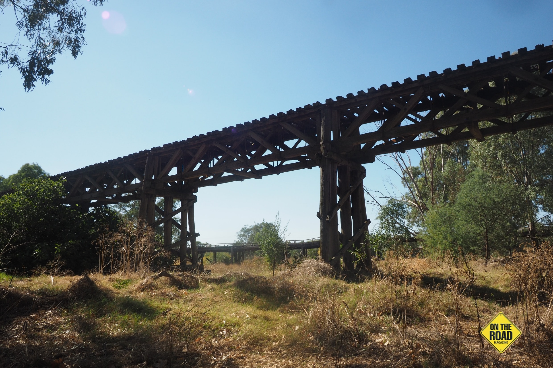 Gundagai two bridges