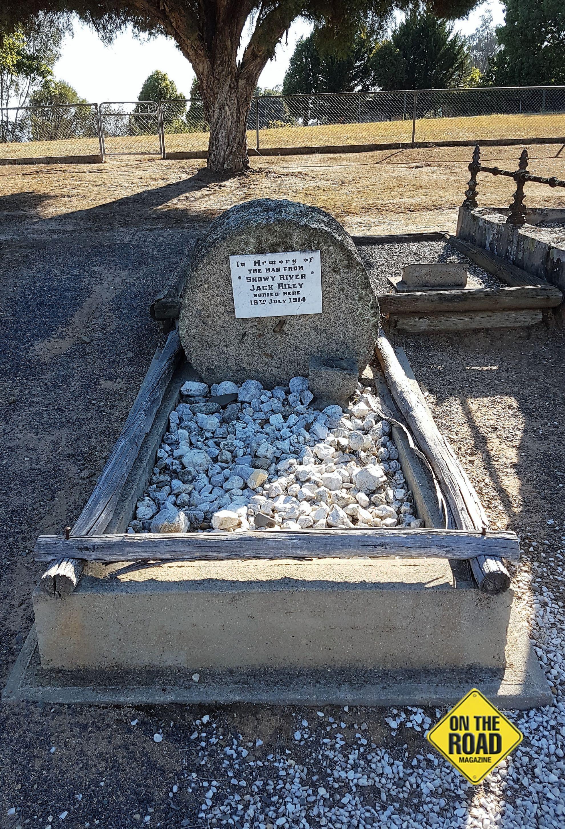 Jack Rileys Grave