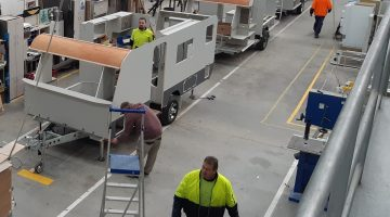 Jurgens Caravans Australia On The Road To Recovery