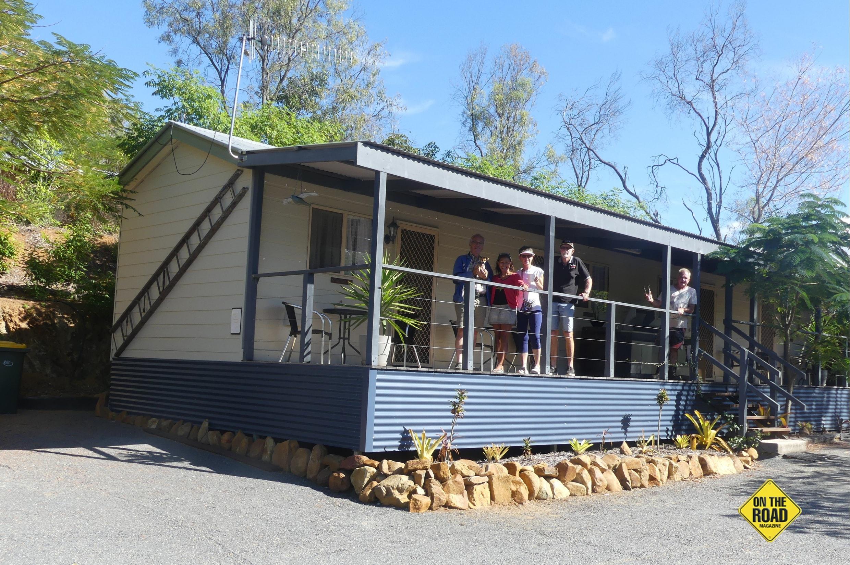 Silver Wattle Caravan Park