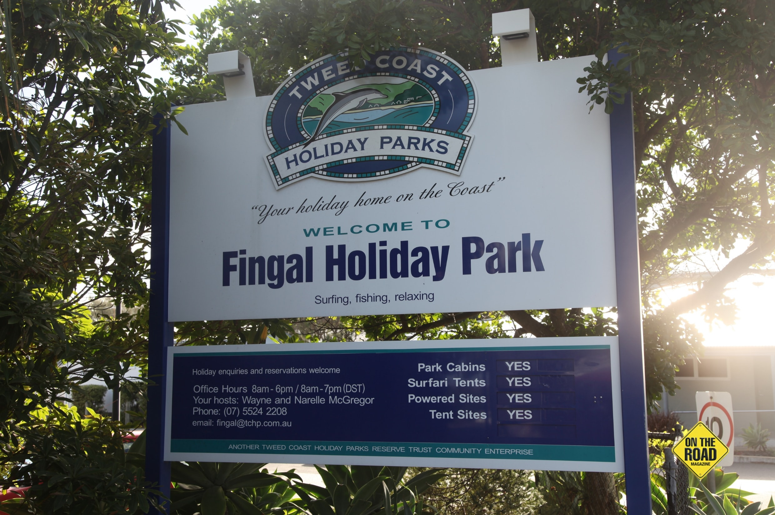 Fingal Holiday Park