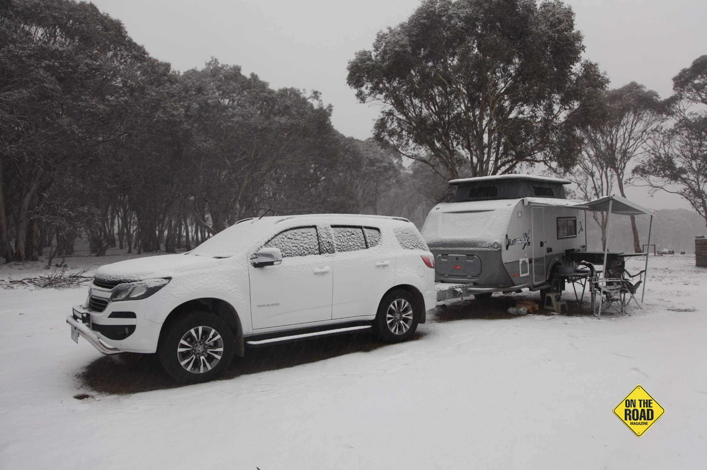 RV travellers