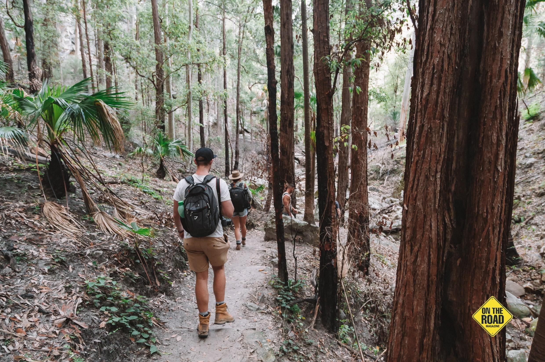 Exploring Carnarvon Ranges-min