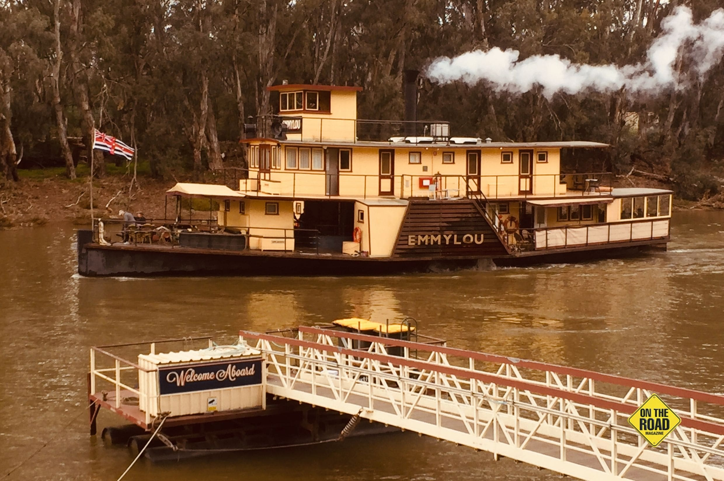 historical paddle steamers