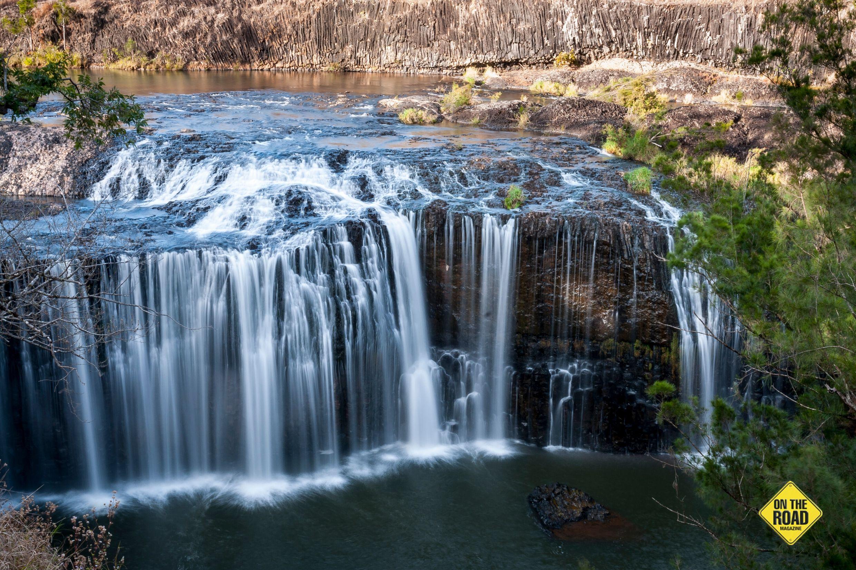Australia's widest, single-drop waterfall, Big Millstream woos visitors