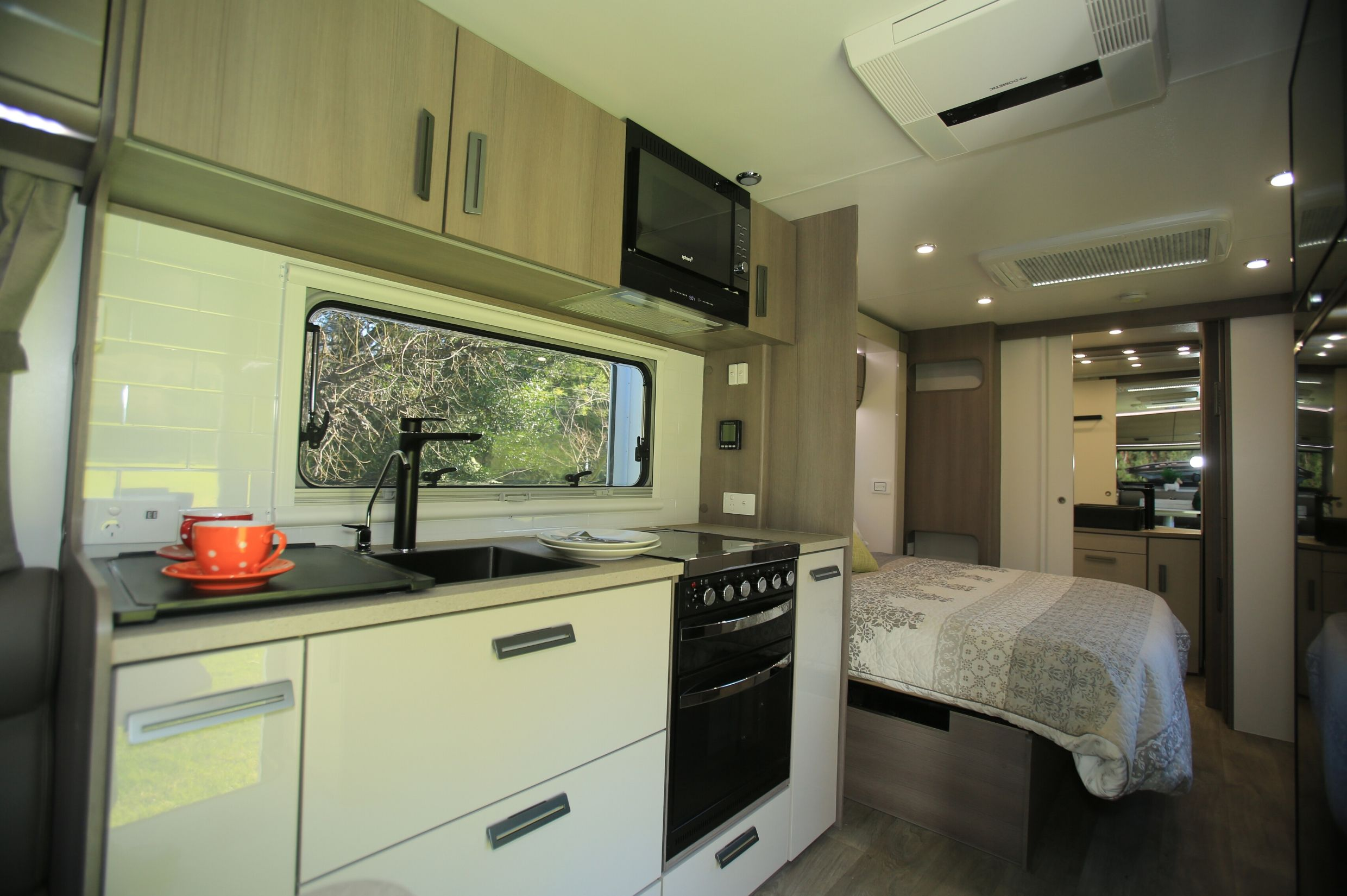 Jayco Silverline interior