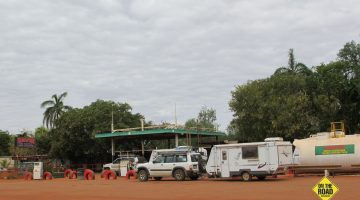 Free Camp All The Way From Augusta to Kununurra