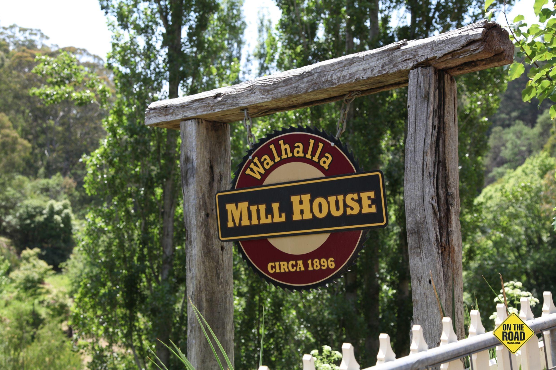 Walhalla's Mill House