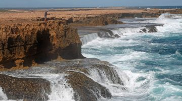 The West's Blowhole Coast