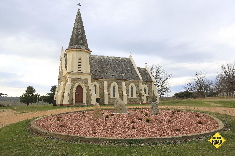 Adaminaby church