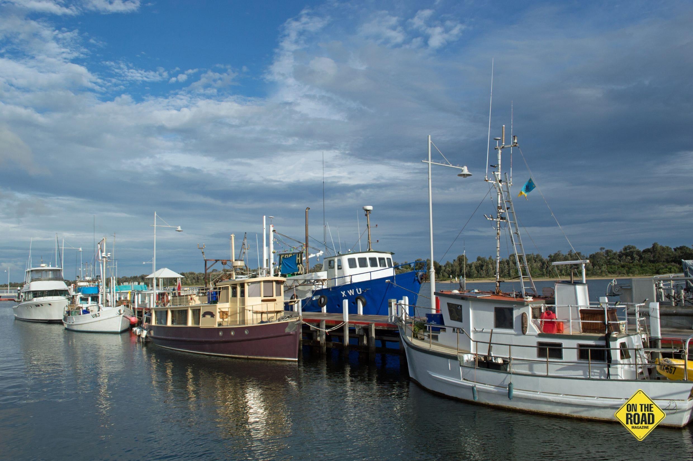 Lakes Entrance Harbour