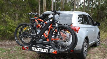 Quick Fit Bike Racks