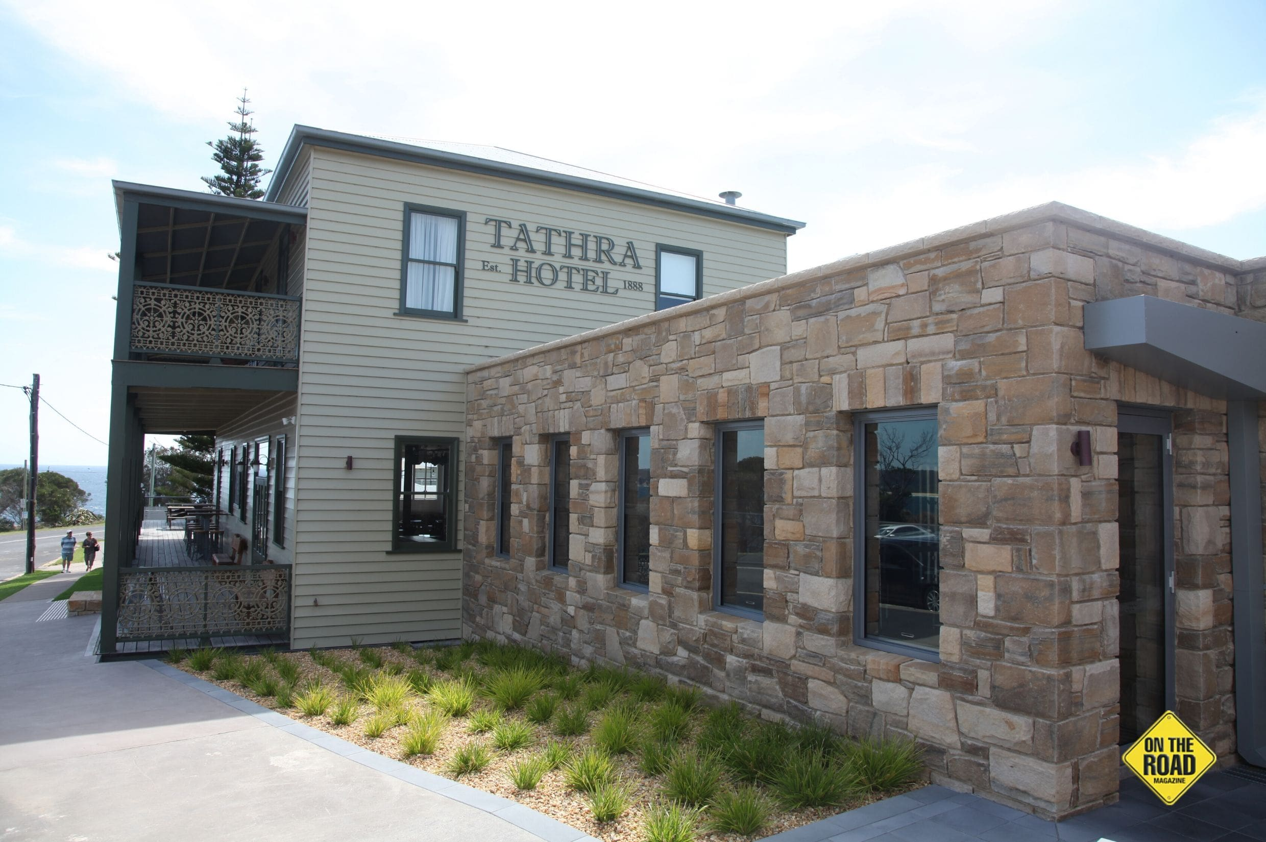 Tathra pub has been fully renovated and is in a great location
