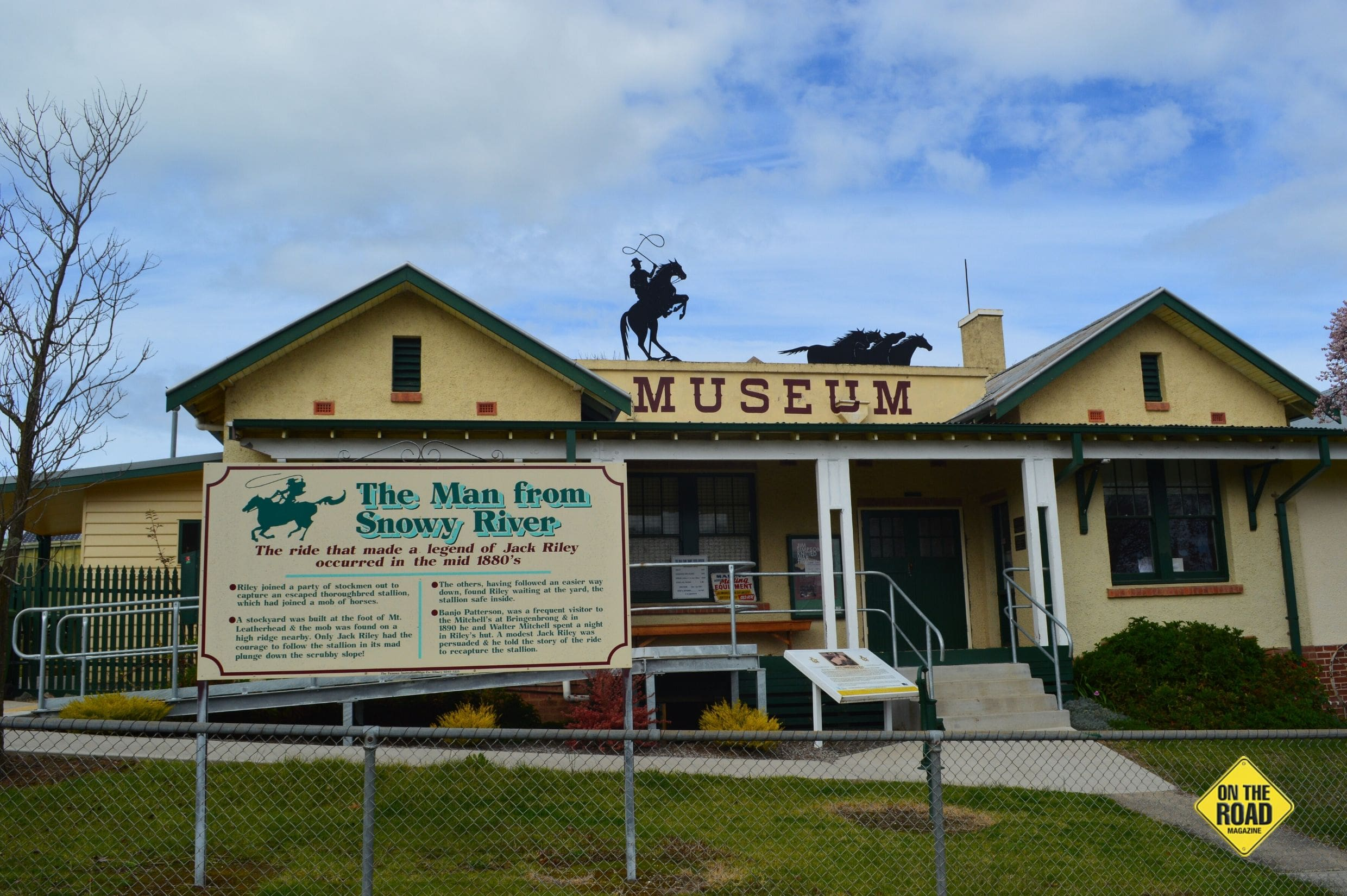 The Man From Snowy River Museum