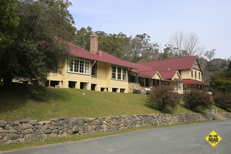 Yarrangobilly House