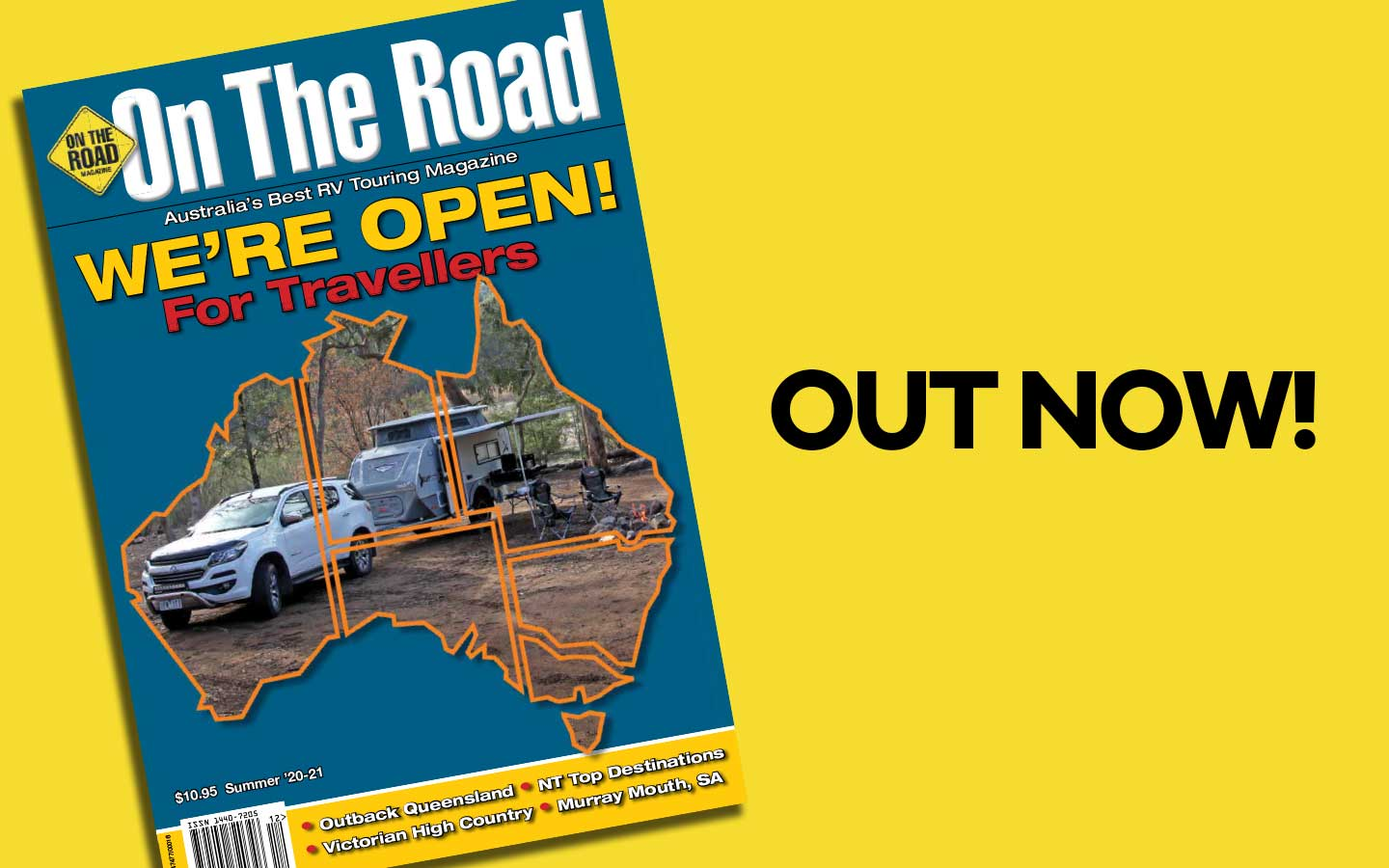 On The Road Magazine - Summer 2020 Out Now