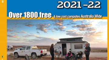 Guide to Free Campsites 2021-22 coming soon