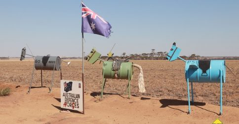 The Tin Horse Highway – A Real Laughing Matter!
