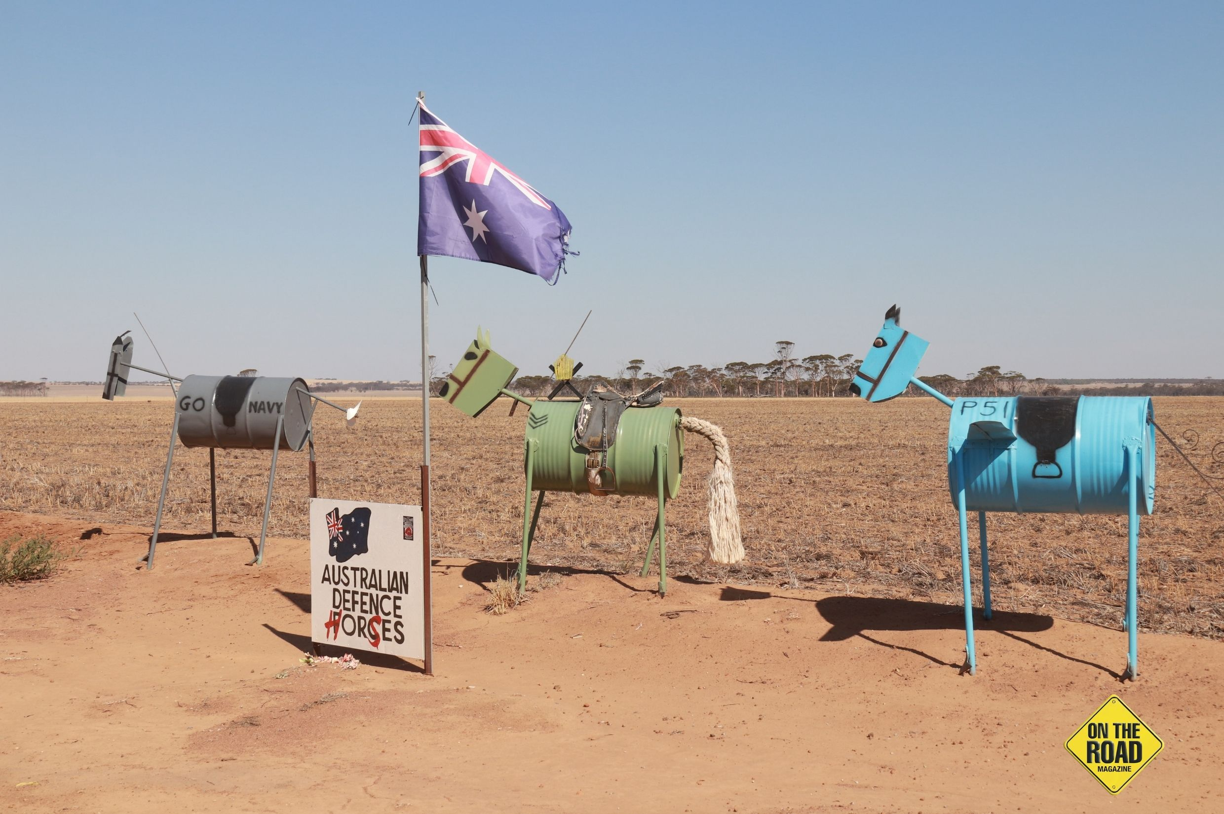 THE TIN HORSE HIGHWAY