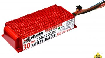 Piranha's Tailored Dual Battery Systems