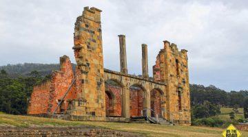 Port Arthur Ghost Tour