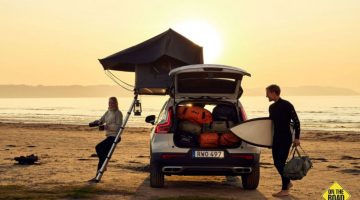 Thule Rooftop Tents are now available on the Australian Market!
